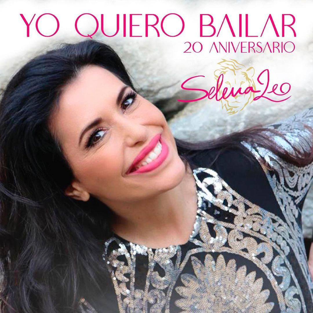 Selena Leo 20 Aniversario Yo Quiero Bailar en Bellucci Studios